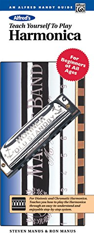 9780882846965: Alfred's Teach Yourself to Play Harmonica