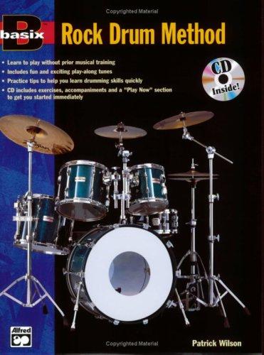 9780882847184: Basix Rock Drum Method: Book & CD