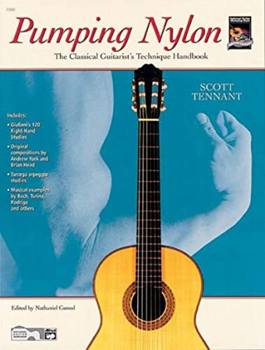 9780882847214: Pumping Nylon: The Classical Guitarist's Technique Handbook (Pumping Nylon Series)