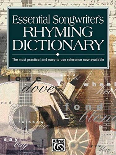 Essential Songwriter's Rhyming Dictionary: Pocket Size Book (0882847295) by Kevin M. Mitchell