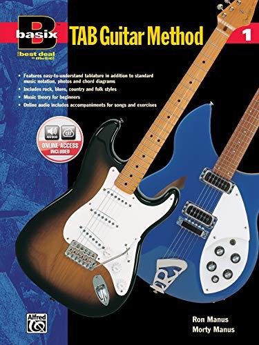 9780882847511: Basix Tab Guitar Method