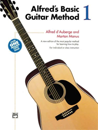 9780882847900: Alfred's Basic Guitar Methods: Book 1 (Cat#304)