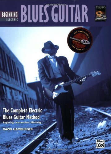 9780882847917: Complete Blues Guitar Method: Beginning Blues Guitar (Book & Enhanced CD) (Complete Method)
