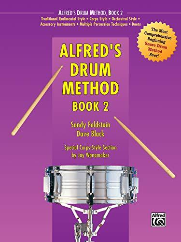 9780882847948: Alfred's Drum Method, Bk 2