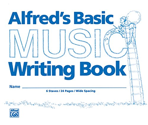 9780882848044: Alfred's Basic Music Writing Book