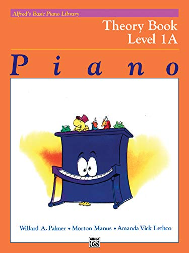 9780882848136: Alfred's Basic Piano Library Theory, Bk 1A