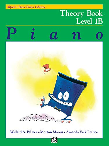 9780882848204: Alfred's Basic Piano Library: Theory Book Level 1B