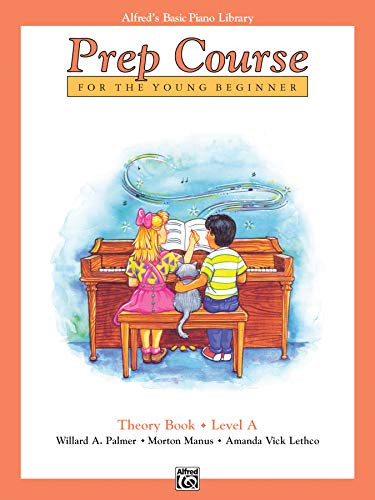 9780882848235: Alfred's Basic Piano Prep Course Theory (Alfred's Basic Piano Library)