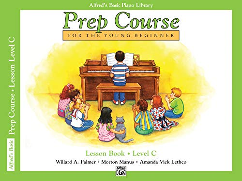 9780882848280: Prep Course For the Young Beginner: Lesson Book Level C