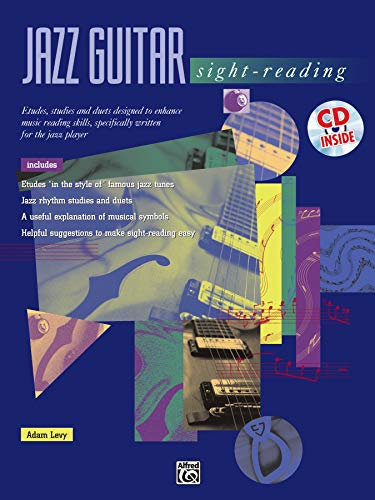 9780882848341: Jazz Guitar Sight-Reading: Etudes, Studies, and Duets Designed to Enhance Music Reading Skills, Specifically Written for the Jazz Player, Book &