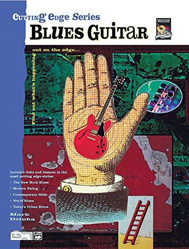 9780882848488: Blues Guitar (Cutting Edge Series)