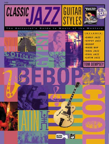 9780882848525: Classic Jazz Guitar Styles (Paperback)