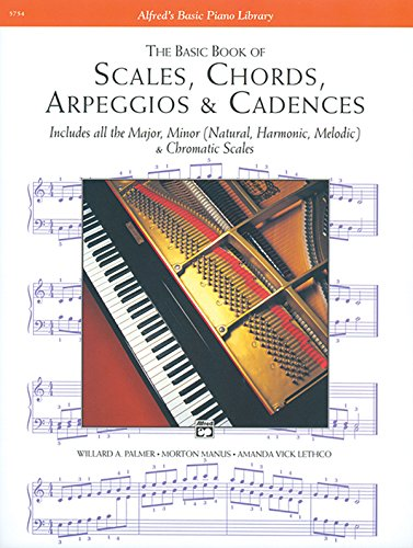 9780882848594: Basic Book of Scales, Chords, Arpeggios and Cadences