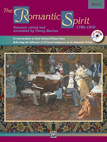 9780882848624: The Romantic Spirit, Bk 2: Book & CD (The Spirit Series)