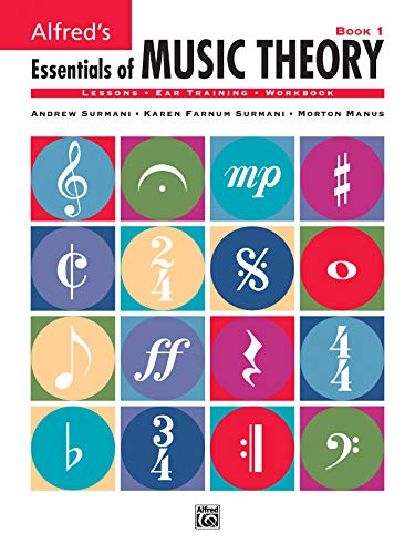 9780882848945: Alfred's Essentials of Music Theory, Bk 1
