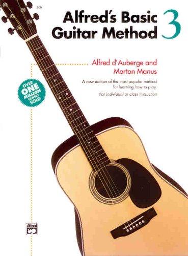 Alfred's Basic Guitar Method, Bk 3 (Book & CD) (Alfred's Basic Guitar Library): ...