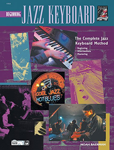 9780882849096: Complete Jazz Keyboard Method: Beginning Jazz Keyboard