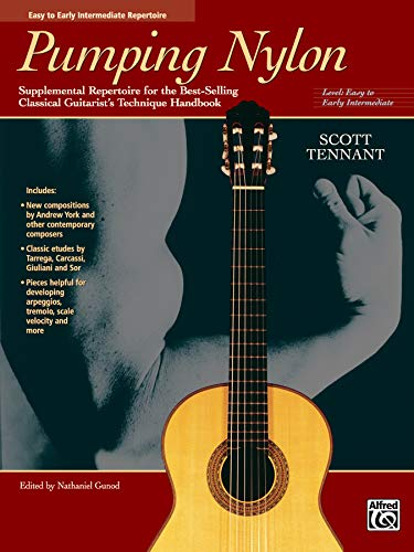 9780882849195: Pumping Nylon: Supplemental Repertoire for the Best-Selling Classical Guitarist's Technique Handbook (National Guitar Workshop Arts Series)