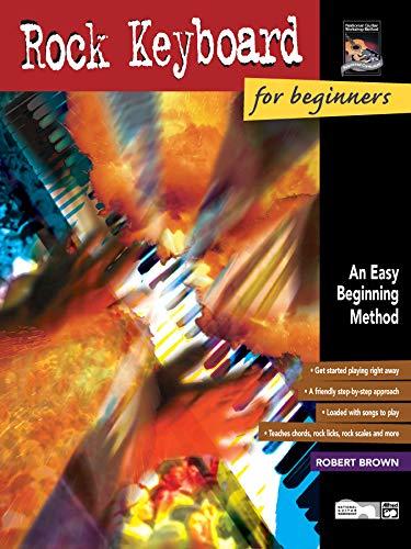 9780882849232: Rock Keyboard for Beginners: An Easy Beginning Method