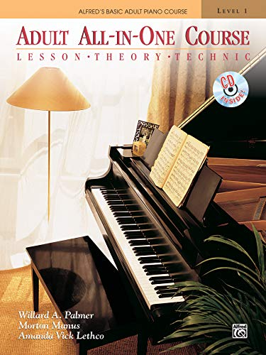 9780882849317: Adult All-In-One Course: Lesson-Theory-Technic : Level 1