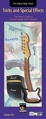 9780882849584: Guitar Shop Tricks and Special Effects: Handy Guide