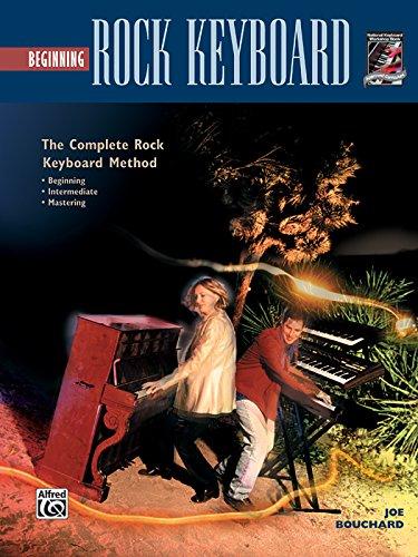 9780882849782: Beginning Rock Keyboard (Complete Rock Keyboard Method)