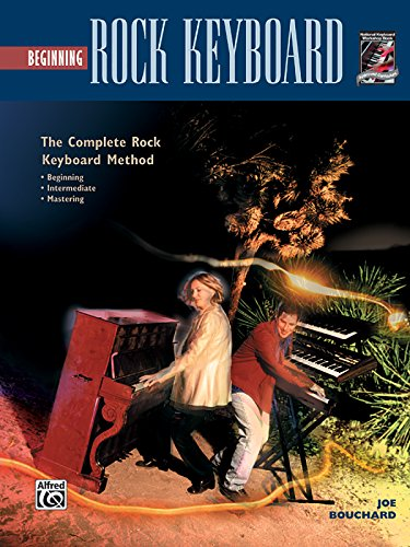9780882849782: Beginning Rock Keyboard