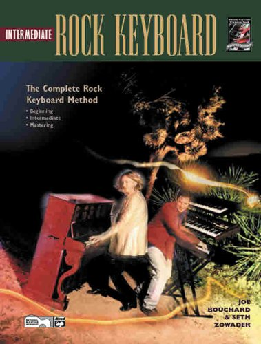 9780882849805: Complete Rock Keyboard Method: Intermediate Rock Keyboard (Complete Method)