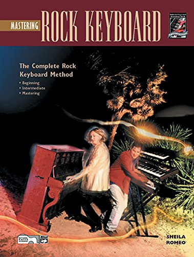9780882849829: Mastering Rock Keyboard