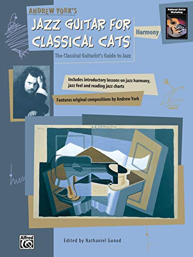 9780882849904: Andrew York's Jazz Guitar for Classical Cats: Harmony