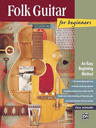 9780882849928: Folk Guitar for Beginners: An Easy Beginning Method (National Guitar Workshop Arts Series)