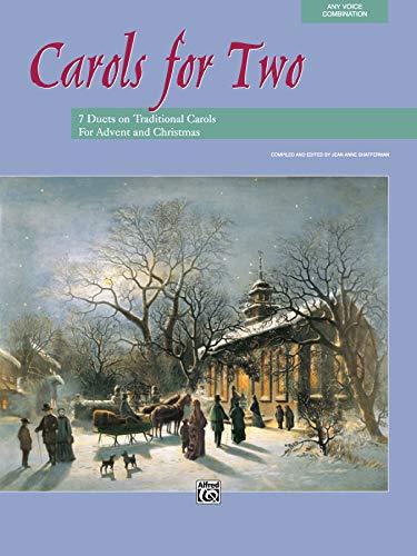 Carols for Two: Shafferman, Jean Anne