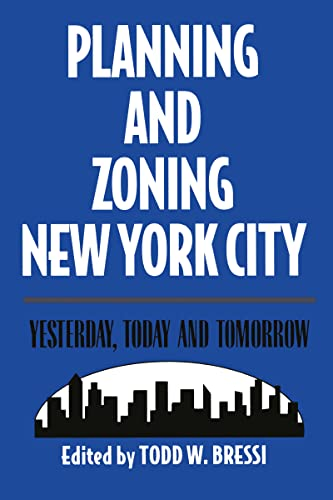 9780882851433: Planning and Zoning New York City