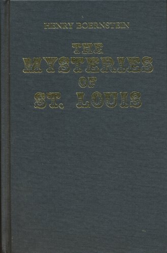 9780882861692: Mysteries of St. Louis: A Novel (Foreign-Language American Left Series)