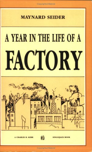 9780882862293: A Year In The Life Of A Factory