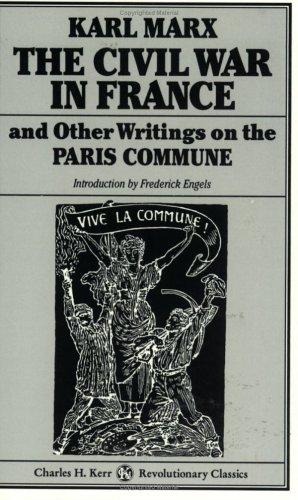Civil War in France (9780882862361) by Karl Marx