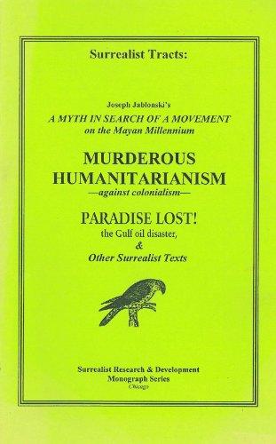 9780882862927: Surrealist Tracts (Surrealist Research & Development Monograph, New Series)
