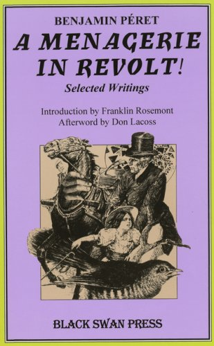 9780882862996: Menagerie in Revolt: Selected Writings