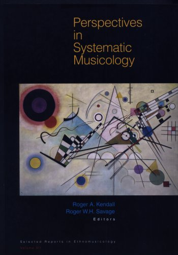 9780882870564: Selected Reports in Ethnomusicology, Vol. 12: Perspectives in Systematic Musicology
