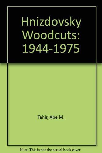 9780882891491: Hnizdovsky Woodcuts 1944-1975