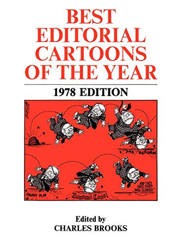 9780882891934: Best Editorial Cartoons of the Year, 1978