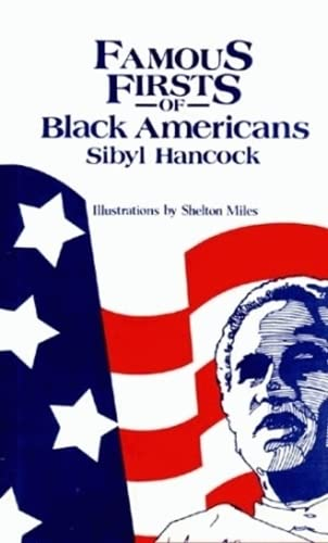 9780882892405: Famous Firsts of Black Americans