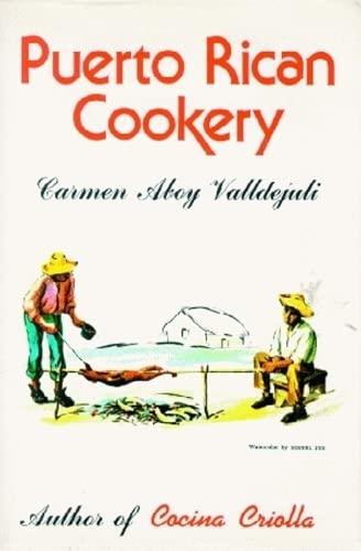 9780882894119: Puerto Rican Cookery