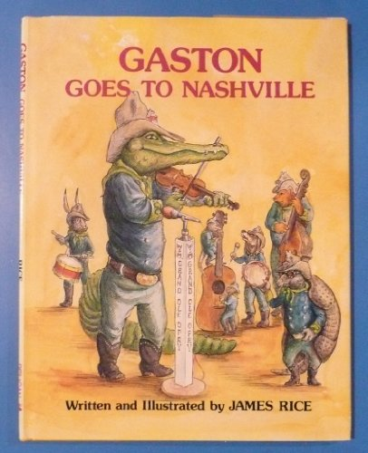 Gaston Goes to Nashville (Gaston Series)