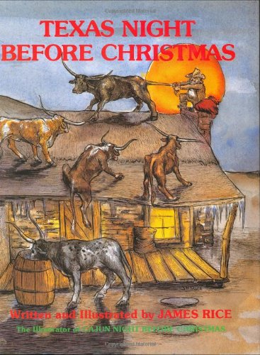 9780882896038: Texas Night Before Christmas (Night Before Christmas Series)