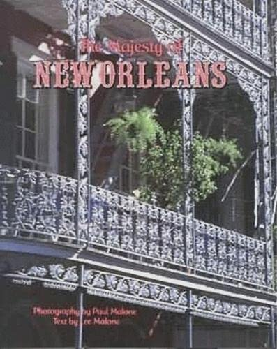 9780882898636: Majesty of New Orleans (Majesty Architecture Series)