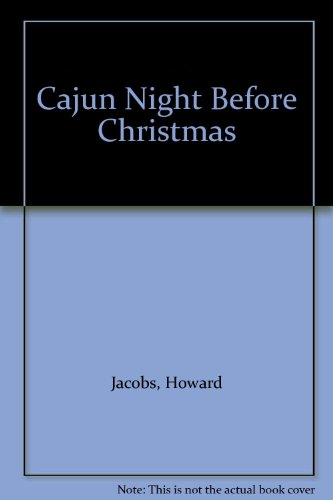 9780882898988: Cajun Night Before Christmas