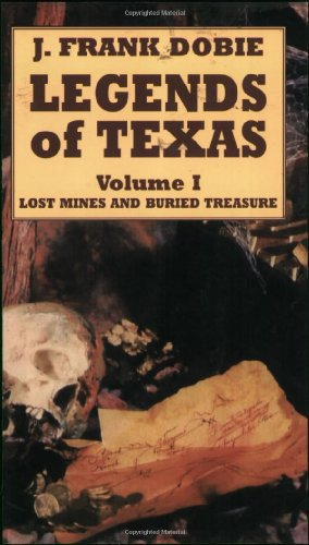 9780882899091: Legends of Texas: Lost Mines and Buried Treasure