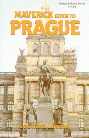 9780882899343: Maverick Guide to Prague