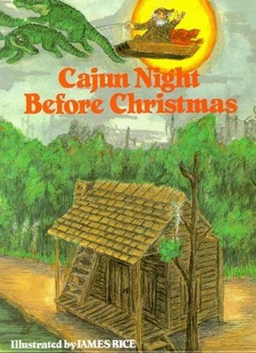 9780882899473: Cajun Night Before Christmas® (The Night Before Christmas Series)